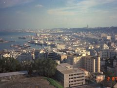 Algeria-A General View of Algiers (1987) by <b>Erol Barutcugil</b> ( a Panoramio image )