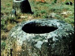 Plain of Jars, Xieng Khouang Plateau, Laos - 1995 by <b>?k-cam</b> ( a Panoramio image )