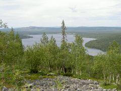 Nakyma Pyhajarvelle by <b>Jorma Hokkanen</b> ( a Panoramio image )