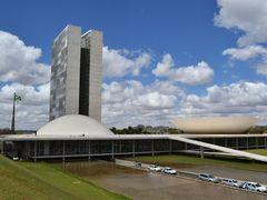 Palacio do Planalto,  Sede do Governo do Brasil!!! by <b>Arolldo Costa Oliveira</b> ( a Panoramio image )