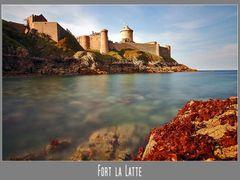 Fort La Latte by <b>Serdar Ugurlu</b> ( a Panoramio image )