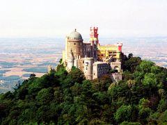 Palacio da Pena - Sintra by <b>Filipunes</b> ( a Panoramio image )