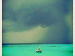 Nunca hubo una tormenta, pero tu me lo hiciste creer.  by <b>Madame X Privado</b> ( a Panoramio image )