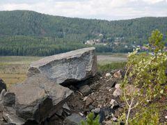 у Слюдорудника by <b>Raivo Yuganson</b> ( a Panoramio image )