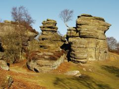ROCK OF AGES. BRIMHAM by <b>A.SKINNER</b> ( a Panoramio image )