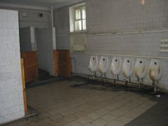 Nauski Train Station Toilet (Russia) by <b>ooswald</b> ( a Panoramio image )