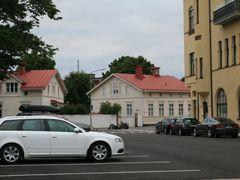 Hanko street scene (Summer 2012) by <b>Markus Nikkila Photoshooter86</b> ( a Panoramio image )