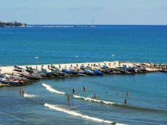 View from Festa resort Pomorie by <b>Alexander Toth</b> ( a Panoramio image )