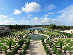 Orangerie - Chateau de Versailles by <b>BritPlom</b> ( a Panoramio image )