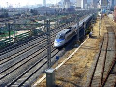 KTX by <b>G43</b> ( a Panoramio image )
