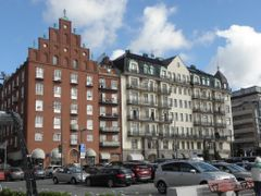 From Norr malarstrand, Kungsholmen, Stockholm, Sweden by <b>vicihnas</b> ( a Panoramio image )