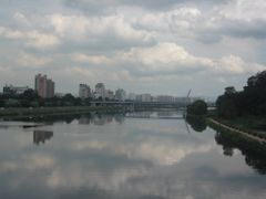 Another beautiful sky in the river by <b>peacemaker453354 (No Views)</b> ( a Panoramio image )