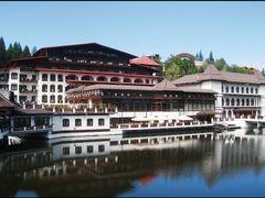 Hotel Aurelius / Poiana Brasov by <b>Fanea  Cristian</b> ( a Panoramio image )