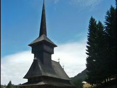 Biserica Sf. Ioan Botezatorul / Poiana Brasov by <b>Fanea  Cristian</b> ( a Panoramio image )