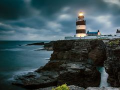 Hook Lighthouse by <b>Dean Matthews</b> ( a Panoramio image )