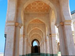 Hassan II Mosque ,Casablanca by <b>elakramine</b> ( a Panoramio image )