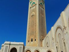 Hassan II mosque (9) by <b>elakramine</b> ( a Panoramio image )