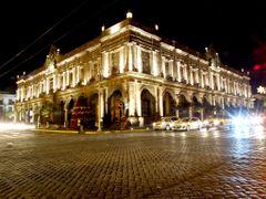 Totalmente Palacio en Guadalajara by <b>? ? galloelprimo ? ?</b> ( a Panoramio image )