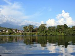 Phewa_Lake by <b>Mohammad M Rahman</b> ( a Panoramio image )