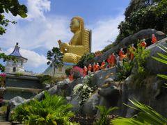 Danbulla - The Golden Temple by <b>Valerio Manassero</b> ( a Panoramio image )