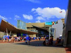 New England Aquarium by <b>MementoMori</b> ( a Panoramio image )