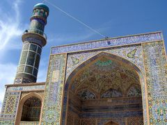 Herat_Friday Mosque by <b>davidadamex</b> ( a Panoramio image )