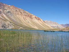 """Laguna Valle Hermoso"" y vista del ""Cerro Lagunilla""  ""Valle Her by <b>Omar Gobbi</b> ( a Panoramio image )"