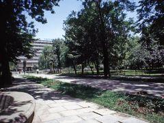 Dushanbe, Tajikistan. Hotel Dushanbe by <b>Eivind Friedricksen</b> ( a Panoramio image )