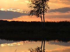 Vukovar - Suton na Staroj Vuki by <b>vvidak11 - Vanja Vidakovic</b> ( a Panoramio image )