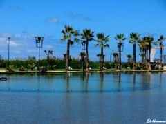 Lake, Morocco Mall by <b>elakramine</b> ( a Panoramio image )