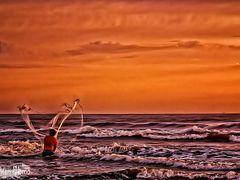 Pescando no paraiso  by <b>Eliton Sloma</b> ( a Panoramio image )