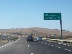 Autoroute A7 by <b>Mhamed Zarkouane</b> ( a Panoramio image )