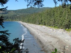 French Beach by <b>Rolly Patton</b> ( a Panoramio image )