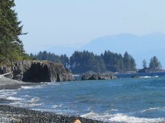 Rugged west coast beauty from Sandcut Beach by <b>Rolly Patton</b> ( a Panoramio image )