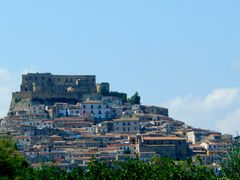Rocca Imperiale by <b>Michele Miccoli</b> ( a Panoramio image )
