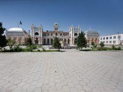 Palace of the emir Bukhara by <b>otmorozen</b> ( a Panoramio image )