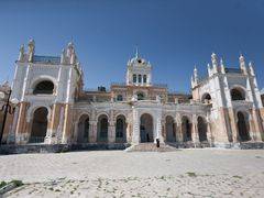 Palace of the emir Bukhara by <b>otmorozen</b> ( a Panoramio image )