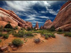Arches National Park, UT  by <b>Eugenevs</b> ( a Panoramio image )