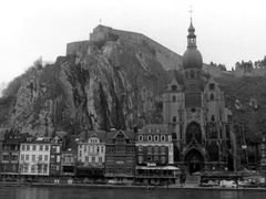The Citadel and Cathedral of Notre Dame by <b>Leo Roundtree</b> ( a Panoramio image )