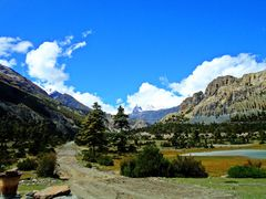 Nepal Beautiful way to Mountain  by <b>Sanjaya poudyal *sp*</b> ( a Panoramio image )