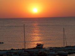 Crete, Bali. Sunrise. Крит, Бали. Восход солнца by <b>Buts_YV</b> ( a Panoramio image )