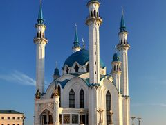 Мечеть Кул Шариф. Казанский Кремль. by <b>Vladimir Kleschev</b> ( a Panoramio image )