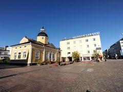 "Kajaani Rathaus by <b>Timo""s2</b> ( a Panoramio image )"