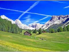 Quiet in Val Gardena by <b>&ri.co</b> ( a Panoramio image )