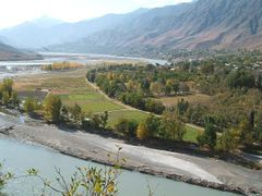 drosh chitral by <b>MUNIR KHALI -khall dir</b> ( a Panoramio image )