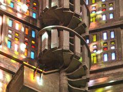 Le Havre Saint Joseph bottom of the stairs by <b>ianwstokes</b> ( a Panoramio image )