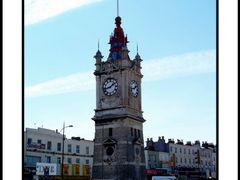 Margate Clock Tower by <b>A Brief Moment in Time</b> ( a Panoramio image )
