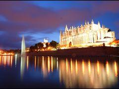 "Catedral ""La Seu"" - Palma de Mallorca - Balearic Islands - Spain by <b>Stathis Chionidis</b> ( a Panoramio image )"