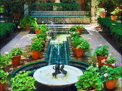 Madrid: jardin del museo Sorolla. by <b>Eliseo.mc</b> ( a Panoramio image )