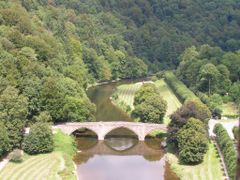A view on Bouillon by <b>© Andre Speek</b> ( a Panoramio image )